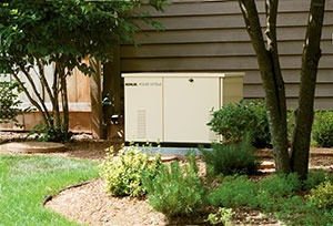 Kohler residential generator Houston TX