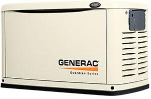 Natural gas generator Spring TX