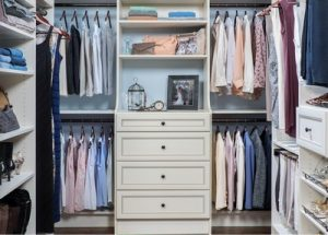 Beautiful Closet System Renovations Provided To Homeowners In The Houston,  TX, Area