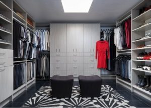 Walk In Closet Renovations Provided For Houston, TX, Homeowners